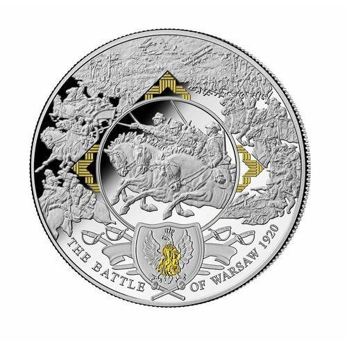 Srebrna Moneta Bitwa Warszawska 1920 - wysyłka 24h!