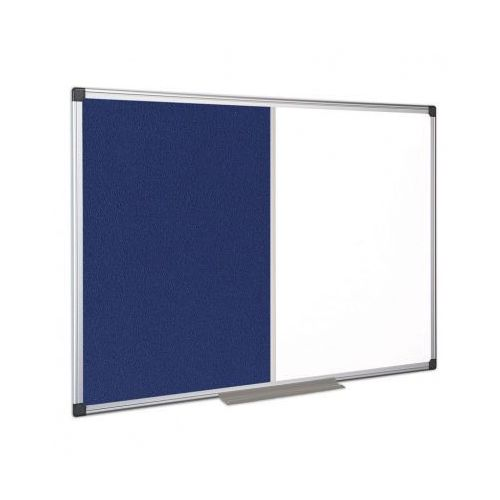 Tablica magnetyczno - tekstylna, 1200x900 mm marki B2b partner
