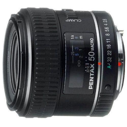 Pentax smc dfa 50mm f/2,8 macro - przyjmujemy używany sprzęt w rozliczeniu   raty 20 x 0%