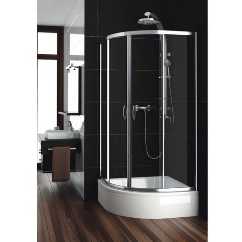 100-091111 NIGRA marki Aquaform - kabina prysznicowa