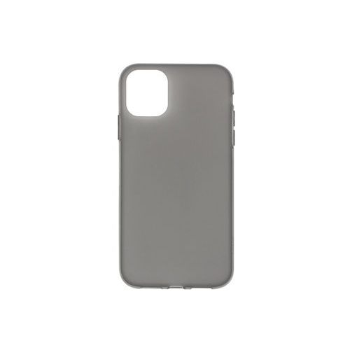 Apple iphone xir - etui na telefon flexmat case - czarny marki Etuo flexmat case