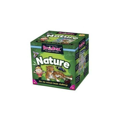 Brainbox. nature. gra planszowa. wersja angielska marki Albi