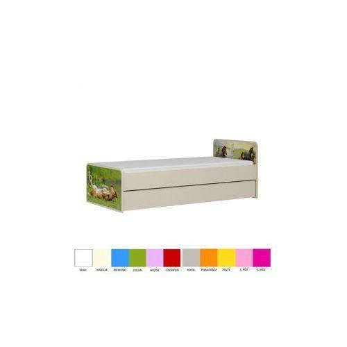 Łóżko młodzieżowe 200x120 KARINO