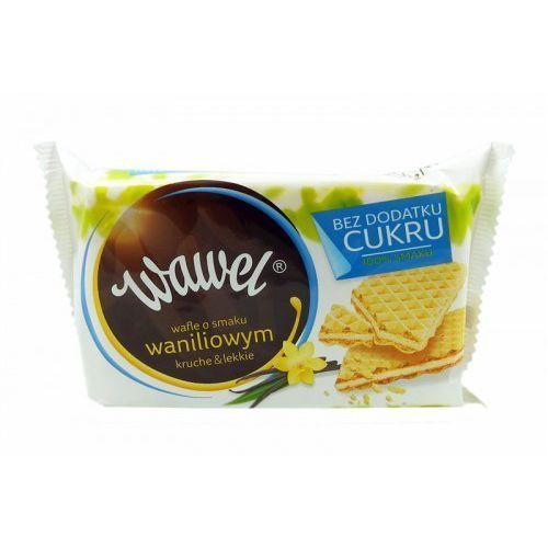 Wawel Wafle waniliowe bez cukru 110g (5900102021376)