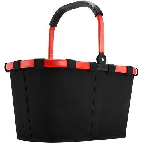 Koszyk na zakupy Reisenthel Carrybag Frame czarno-czerwony (RBK7039)