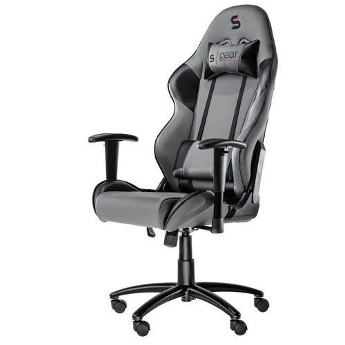 Fotel SPC Gear SR300F Grey (SR300F) Szybka dostawa! Darmowy odbiór w 21 miastach! (5904730204576)