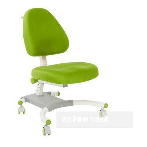 OTTIMO Green - Ergonomiczne krzesełko ortopedyczne z regulacją wysokości FunDesk - ZŁAP RABAT: KOD30, FD-OTTIMO-GREEN