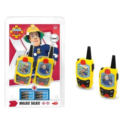 Dickie toys Strażak sam walkie talkie dickie 309-3002