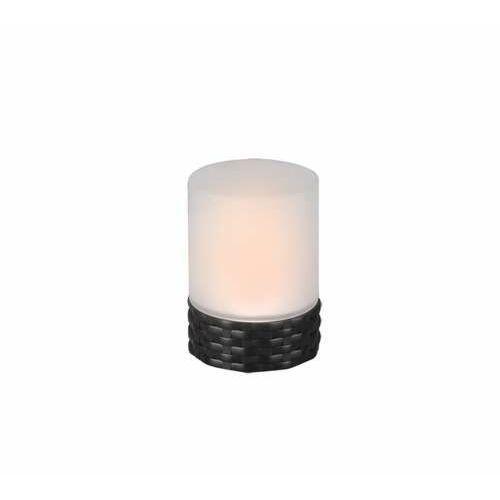 Trio RL Parral R55166132 lampa stojąca ogrodowa 1x1W LED czarna