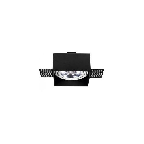 Mod plus black i 9404 oprawa do zabudowy bez regulacji czarna marki Nowodvorski