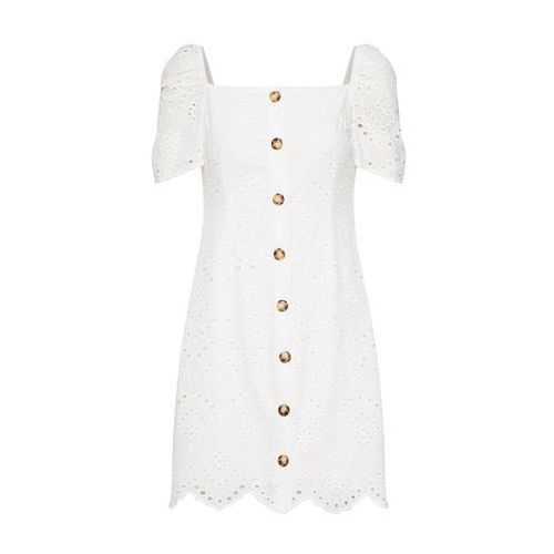 letnia sukienka biały, Missguided, 34-44