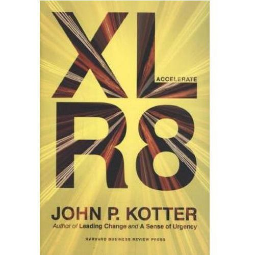 Accelerate, John P. Kotter