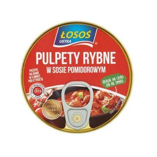 Pulpety rybne w sosie pomidorowym 250 g Łosoś Ustka