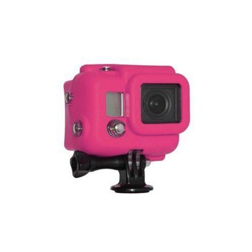 Pokrowiec XSORIES do GoPro Hero3 Różowy (3700276347096)