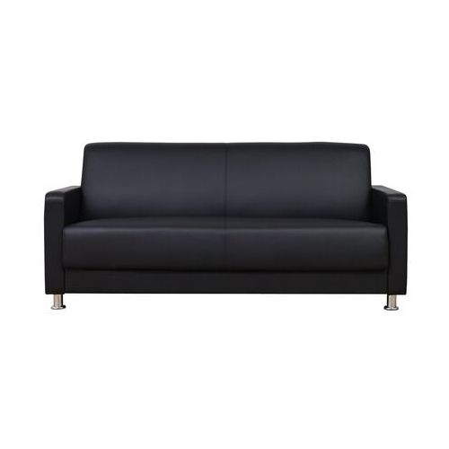 """Attribute=""""product brand""""} Sofa 3-osobowa helios czarny"""