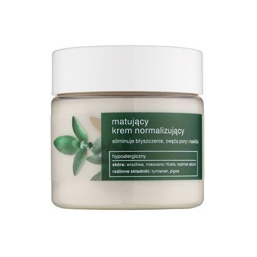 Tołpa Green Matt krem normalizująco-matujący do skóry tłustej Thyme, Quince (Hypoallergenic) 50 ml
