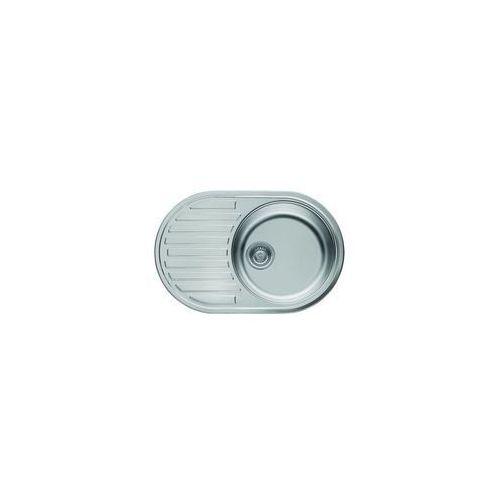 Zlewozmywak stalowy PML 611 FRANKE, kolor srebrny