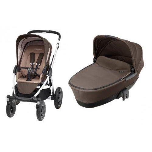 Wózek 2w1 mura 4 plus - walnut brown marki Maxi cosi