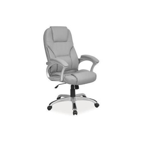 Fotel obrotowy, krzesło biurowe Q-077 grey
