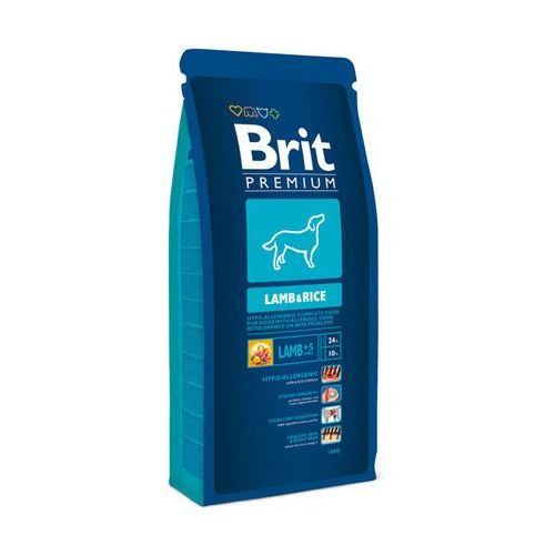 BRIT Lamb & rice 3 kg- RÓB ZAKUPY I ZBIERAJ PUNKTY PAYBACK - DARMOWA WYSYŁKA OD 99 ZŁ z kategorii Karmy dla psów
