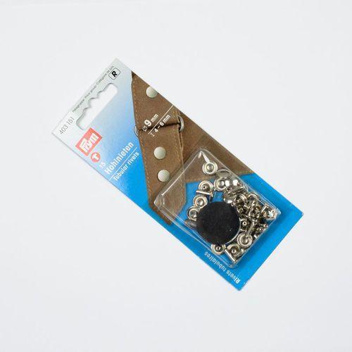 Sprzedajemytkaniny-1 Nity kaletnicze 9mm prym 403151