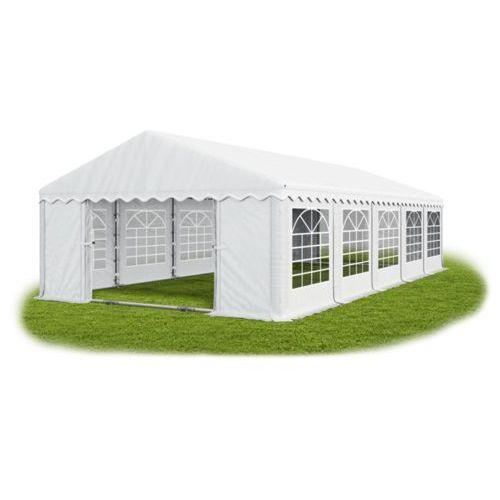 Namiot 5x10x2, Wzmocniony Pawilon ogrodowy, SUMMER PLUS/ 50m2 - 5m x 10m x 2m