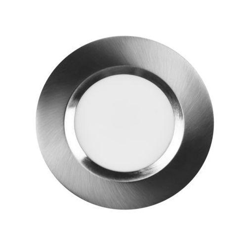 Colours Oczko led thorold 2700/4000 k okrągłe stal szczotkowana (3663602460589)