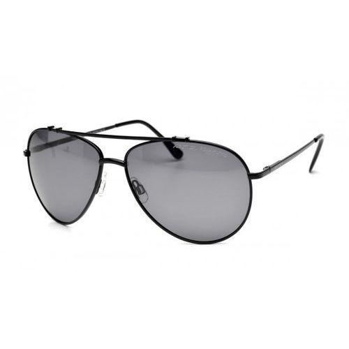Okulary ARCTICA S-157G polaryzacyjne czarne