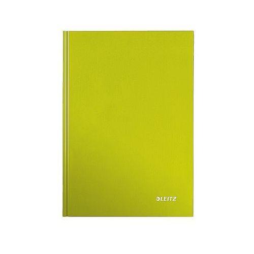 Leitz Brulion w kratkę a4 80k. wow, zielony 46261064