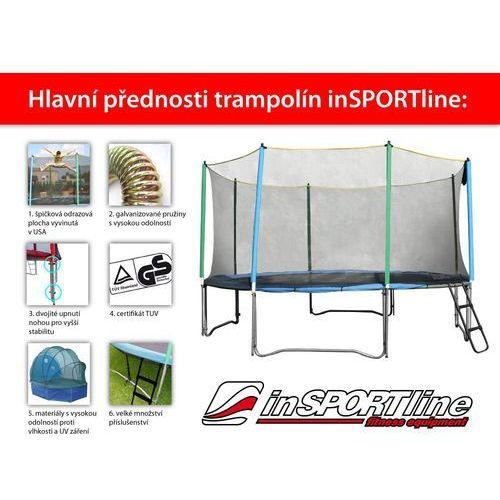 Insportline Trampolina 366cm