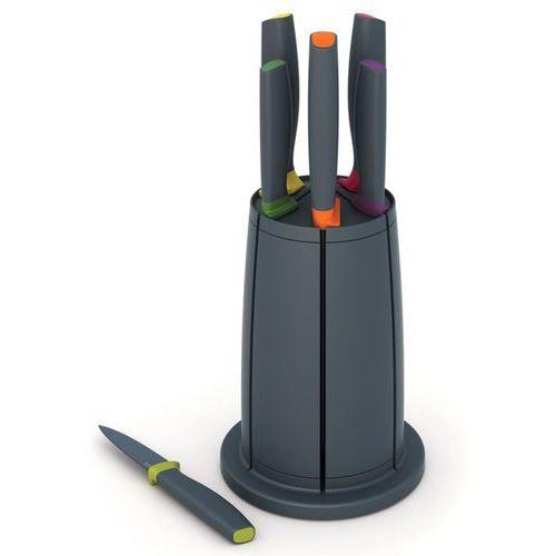 Joseph joseph - zestaw 6 noży elevate z stojakiem obrotowym (5028420100778)