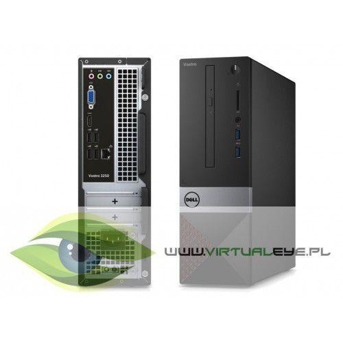 Dell Vostro 3268sff win10pro i5-7400/256gb/8gb/dvdrw/integrated/ms116/kb216/3y nbd (5902002038751)