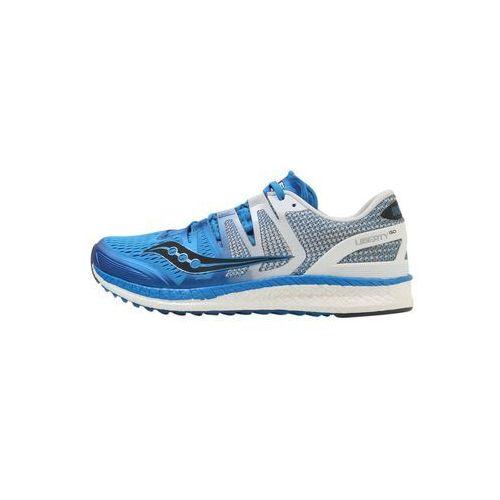 Saucony liberty iso obuwie do biegania stabilność blue/white/black (0884401801585)