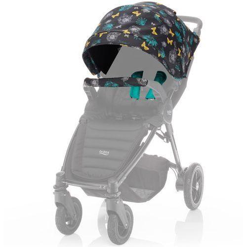 Britax Römer zestaw kolorów do wózka B-Agile 4 Plus/B-Motion 3/4 Plus Limited, Butterfly Flower