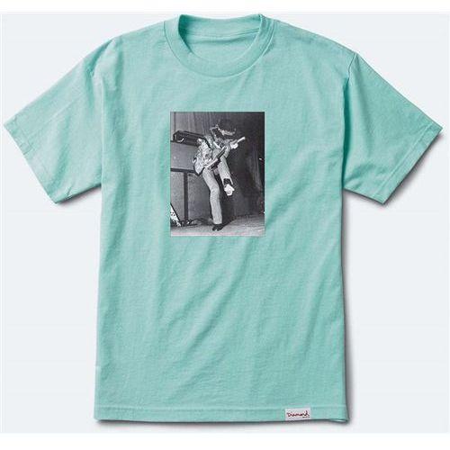 koszulka DIAMOND - Jimi Hendrix Experience Diamond Blue (DBLU) rozmiar: SM, kolor niebieski