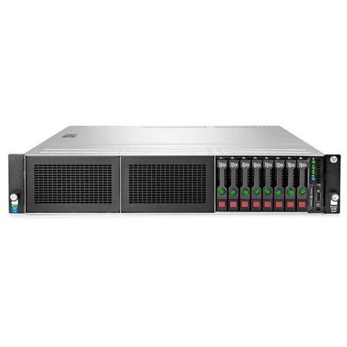 Serwer HP ProLiant DL180 gen9 z 8-Core Xeon E5-2620v4 / 16GB DDR4 2400MHz / 2 dyski SAS 12G SFF 300GB 10k w komplecie / Raid 5/6 z 2GB cache i FBWC