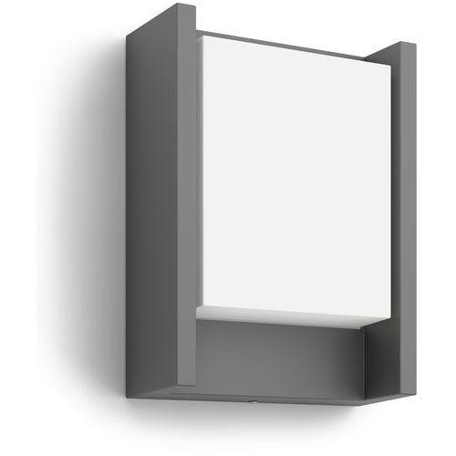 Philips 16460/93/16 - LED kinkiet zewnętrzny MYGARDEN ARBOUR 1xLED/6W/230V