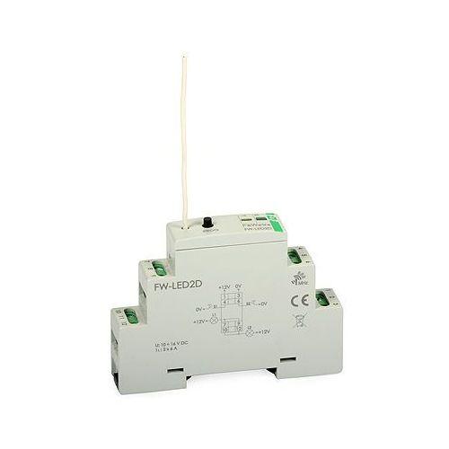 F&f radiowy sterownik led th 10-16v dc 2x6a/12v (5908312599326)
