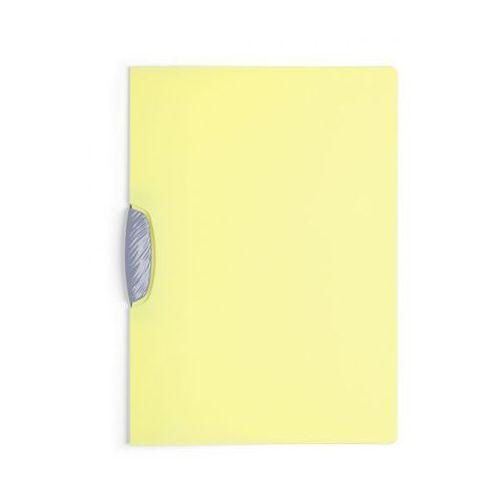 Durable Skoroszyt zaciskowy swingclip color a4 2266 żółty