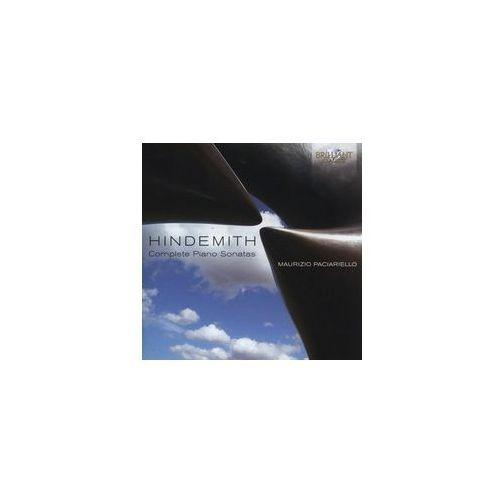 Brilliant classics Hindemith: complete piano sonatas - wyprzedaż do 90%