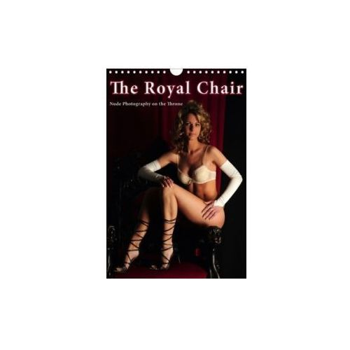 Royal Chair - Nude Photography on the Throne 2018