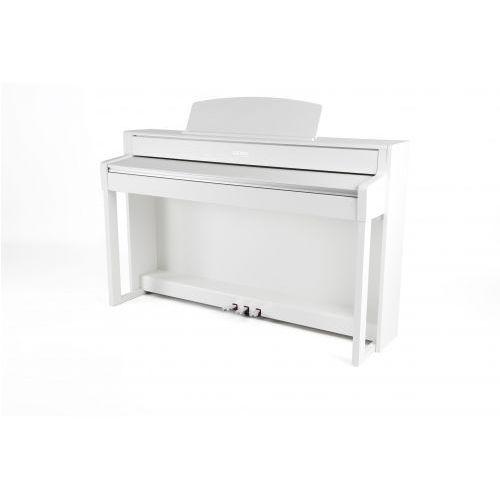Gewa 120.382 UP380G pianino cyfrowe, kolor biały mat