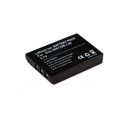 Powersmart Bateria do kodak easyshare db-l50 klic-5001 2900mh