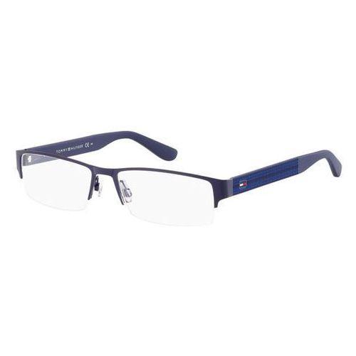 Okulary korekcyjne th 1236 1ic marki Tommy hilfiger