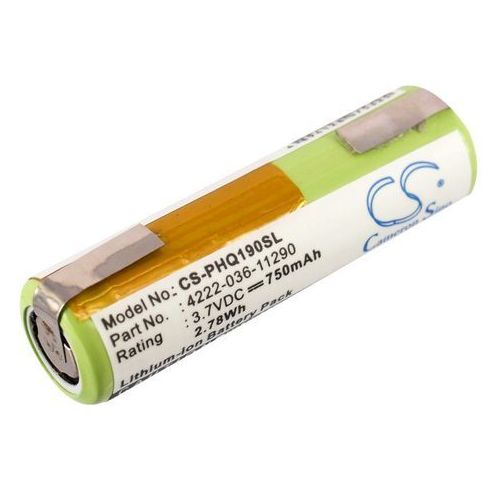 Philips 036-11290 750mAh 2.78Wh Li-Ion 3.7V (Cameron Sino)