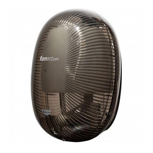 Faneco dozownik mydła w płynie 0,9 l COSMO czarny, LCJ5003BL
