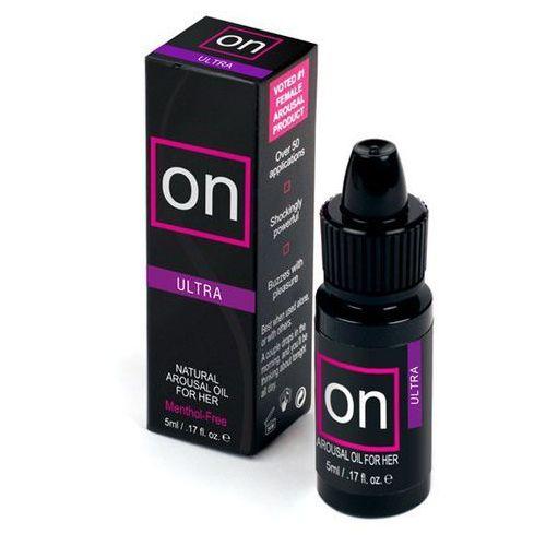 Olejek stymulujący dla kobiet - Sensuva ON Arousel Oil for Her Ultra Bottle, SZ025A
