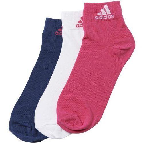 Skarpety adidas Performance Ankle Thin AJ9597, kolor biały