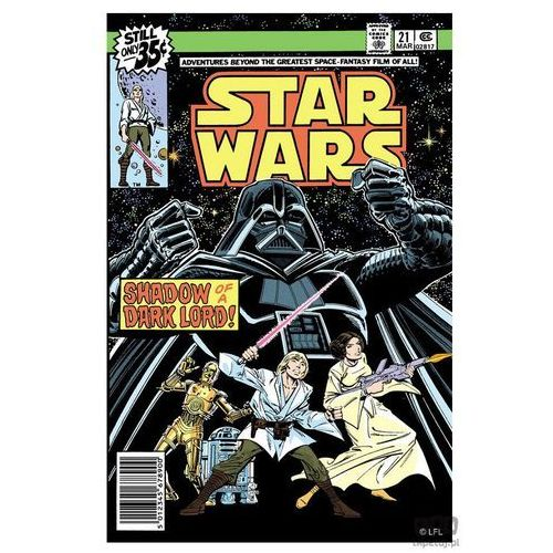 Obraz star wars: shadow of a dark lord 70-457 marki Graham&brown