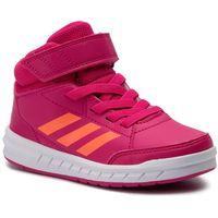 Buty adidas - AltaSport Mid K G27121 Remag/Hireco/Ftwwht, kolor różowy